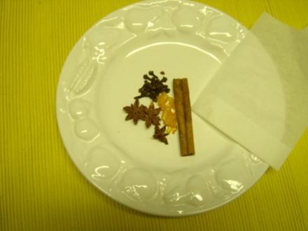Sangria Gewürzmischung - Rezept