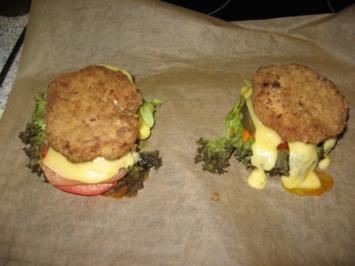 Rezept: Cheesburger mal anders