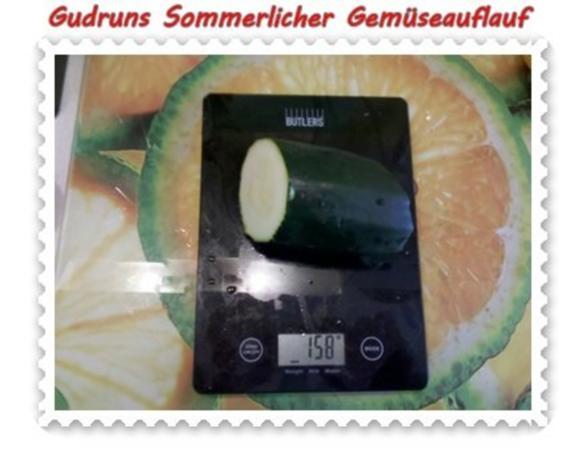 Gemüse: Sommerlicher Gemüseauflauf - Rezept - Bild Nr. 6