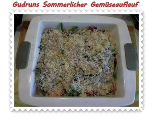 Gemüse: Sommerlicher Gemüseauflauf - Rezept - Bild Nr. 11