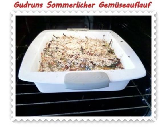 Gemüse: Sommerlicher Gemüseauflauf - Rezept - Bild Nr. 12