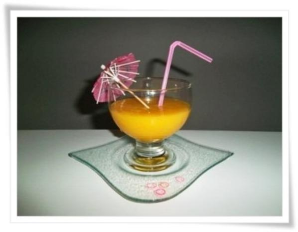 Goldener Smoothie - Rezept - Bild Nr. 2