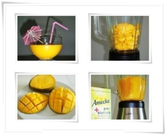 Goldener Smoothie - Rezept - Bild Nr. 3