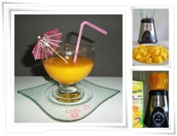 Goldener Smoothie - Rezept - Bild Nr. 10