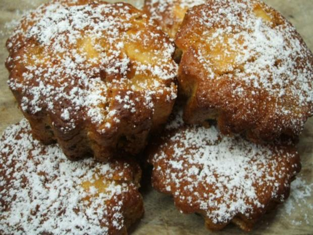Backen: Apfelstrudel-Muffins - Rezept - Bild Nr. 2