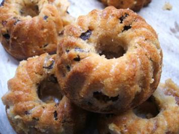 Rezept: Backen: Apfelstrudel-Muffins