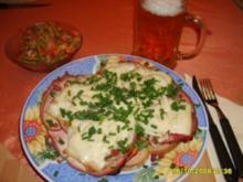 "Toast  "" Schwarzwald "" - Rezept"