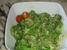Brokkoli in Senf-Kokos-Sauce - Rezept