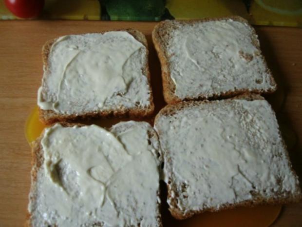 ***Hackfleisch-Käse Toast*** - Rezept - Bild Nr. 3