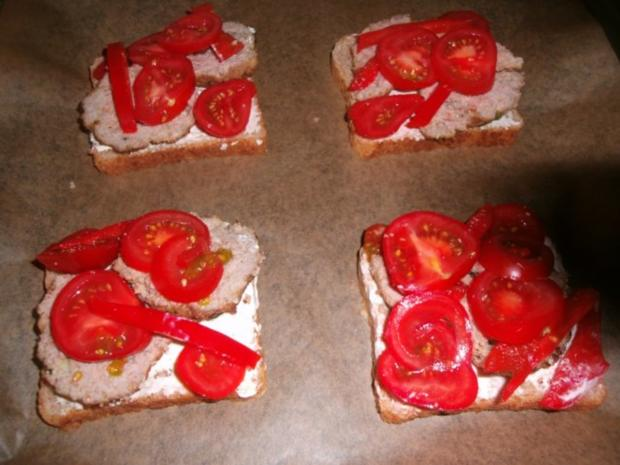 ***Hackfleisch-Käse Toast*** - Rezept - Bild Nr. 5