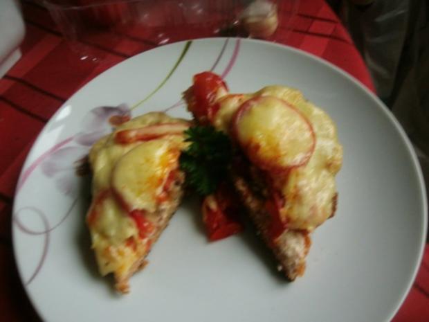 ***Hackfleisch-Käse Toast*** - Rezept - Bild Nr. 7
