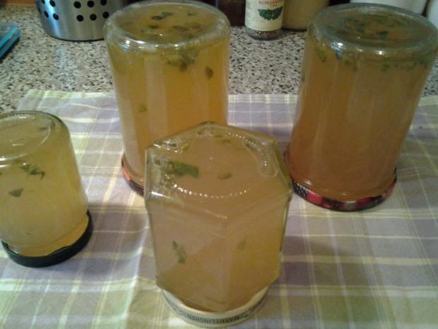 Limette- Grapefruit- Gelee - Rezept - Bild Nr. 4