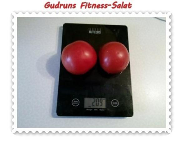 Salat: Fitness-Salat - Rezept - Bild Nr. 3