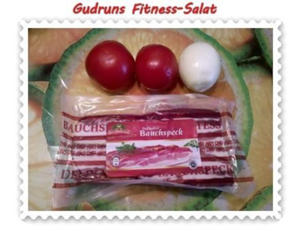 Salat: Fitness-Salat - Rezept - Bild Nr. 4