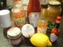 Currysoße - Rezept