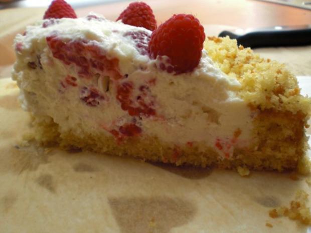 Raffaello-Himbeer-Torte - Rezept - Bild Nr. 36