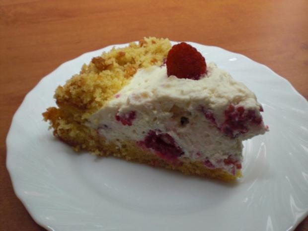 Raffaello-Himbeer-Torte - Rezept - Bild Nr. 42
