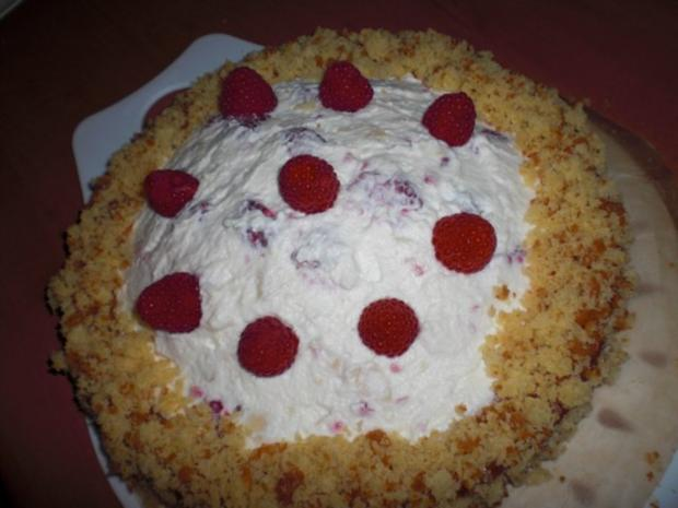 Raffaello-Himbeer-Torte - Rezept - Bild Nr. 41