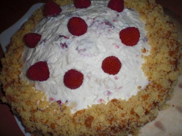 Raffaello-Himbeer-Torte - Rezept - Bild Nr. 37