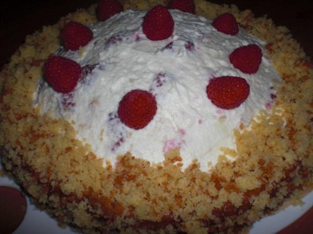 Raffaello-Himbeer-Torte - Rezept - Bild Nr. 39