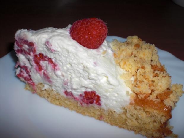 Raffaello-Himbeer-Torte - Rezept - Bild Nr. 45