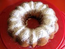 Zitronen - Buttermilch - Gugelhupf - Rezept