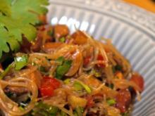 Thailändischer Glasnudelsalat - Rezept