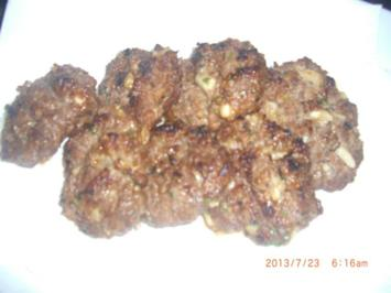 Burger vom Grill - Rezept