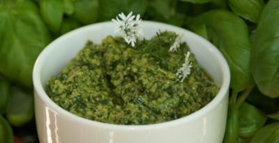 """Thai-Basilikum """"Pesto"""" - Rezept"""