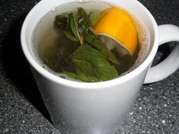 TIPP: heißes Getränk zum Abkühlen - Rezept