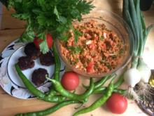 Bulgur / Hirsesalat - Rezept