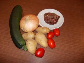 Zuppa di Zucchini - Rezept