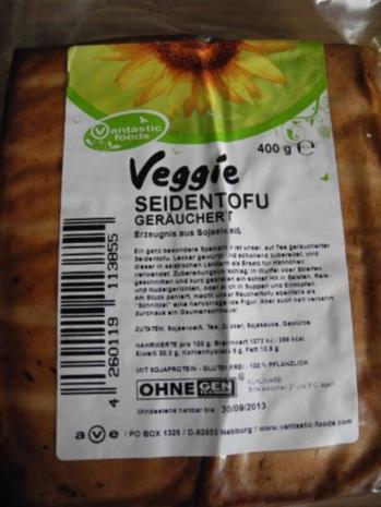 Vegan : Gemüse - Räuchertofu - Nudelpfanne - Rezept - Bild Nr. 3