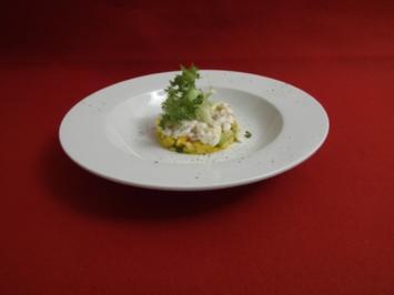 Ceviche mit Avocado und Mango - Rezept