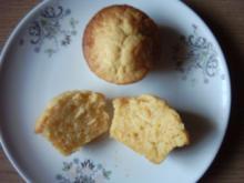 Buttermilch - Karotten - Muffins - Rezept