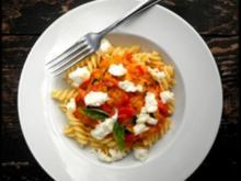 Zucchini-Paprika-Ragout - Rezept