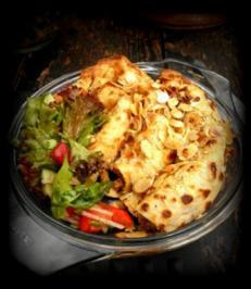 Rezept: Crespelle mit Zucchini-Füllung