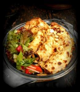 Crespelle mit Zucchini-Füllung - Rezept
