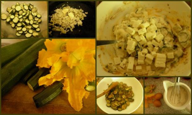 Crespelle mit Zucchini-Füllung - Rezept - Bild Nr. 5