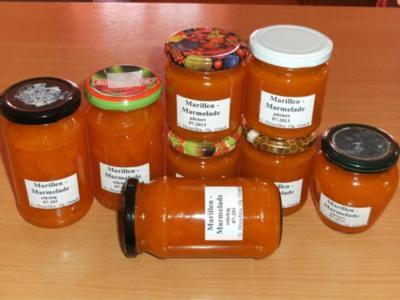 Einmachen: Marillenmarmelade - Rezept