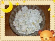 Kartoffelsalat mit Kräutersauce - Rezept