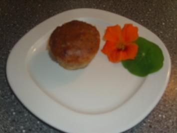Käse-Schinken Muffins - Rezept