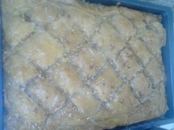 Baklava nach marokkanische Art - Rezept