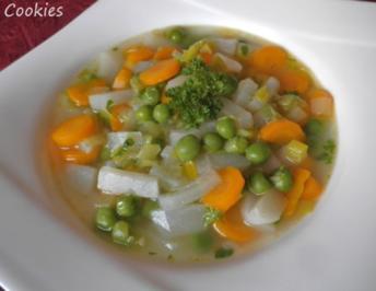 Gemüse - Eintopf ... - Rezept