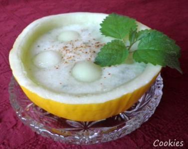 Melonen - Kaltschale ... - Rezept