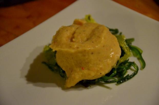 Mango-Chili-Eis an Sesam-Jakobsmuscheln - Rezept - Bild Nr. 8
