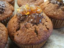 Backen: Mokka-Muffins mit Orangenaroma - Rezept