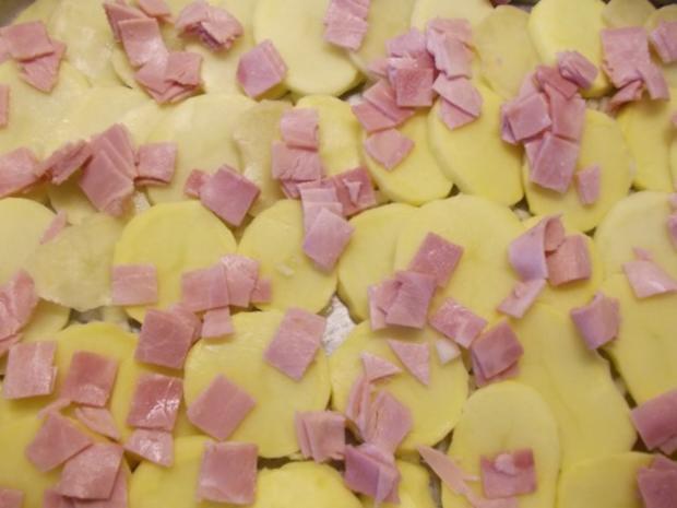 Kohlrabi-Kartoffel-Auflauf - Rezept - Bild Nr. 5