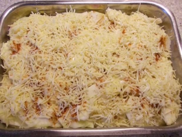 Kohlrabi-Kartoffel-Auflauf - Rezept - Bild Nr. 7