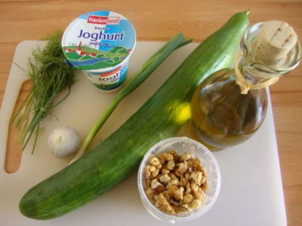 Bulgarische Joghurtsuppe - Rezept - Bild Nr. 3